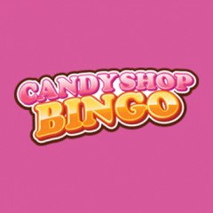 Candy Shop Bingo веб-страница